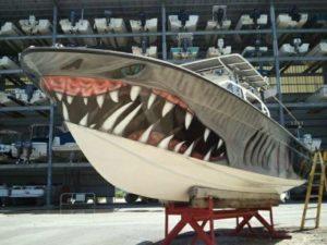 Vehicle Boat Wrap
