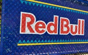 Red Bull banner
