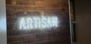 Reston Neon Sign