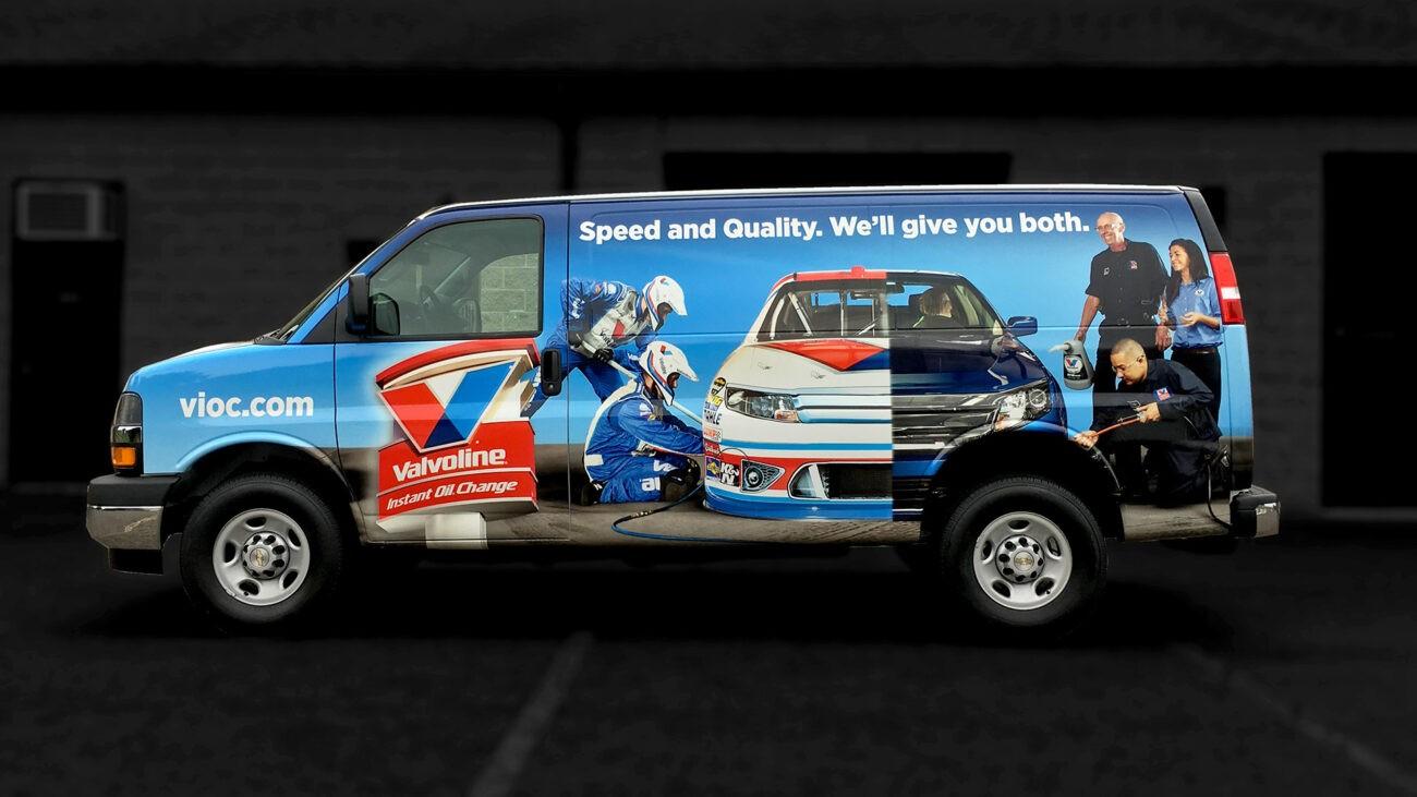 Vehicle graphic, vehicle wrap, Virginia Vehicle graphics
