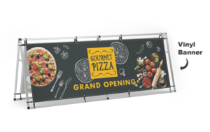 8 foot a frame sign
